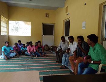 Mobilization workshop at Rairangpur