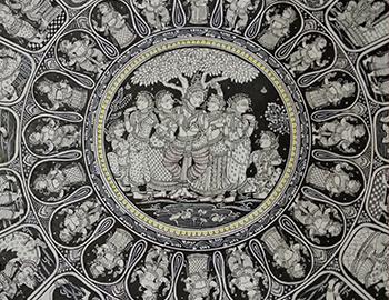 Raghurajpur Pattachitra