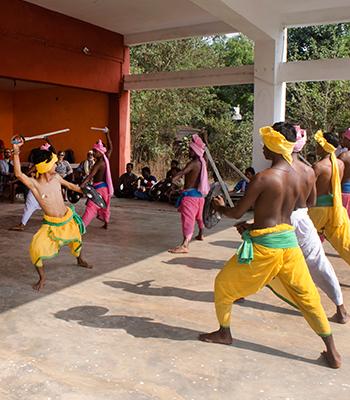 Annual Chau Festival