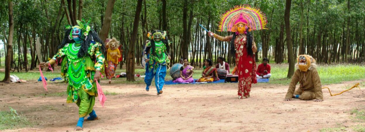 Faces Behind the Masks: Chau Production on Recognition of Artists